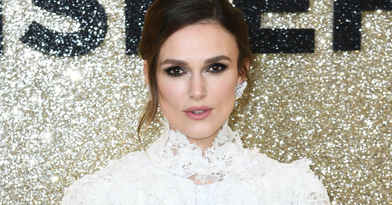 Keira Knightley Got Candid About The Harassment Women Constantly Face, And It's So True – BuzzFeed