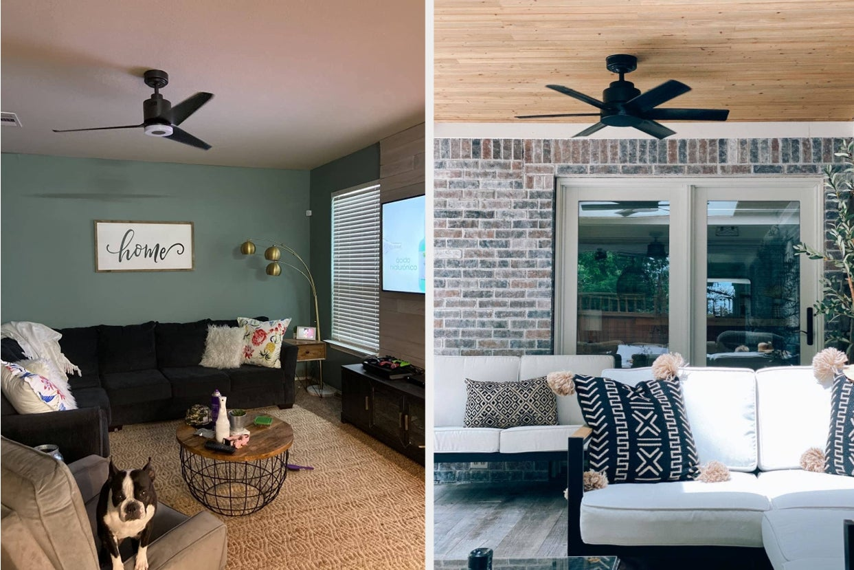 9 Best Ceiling Fans Under $200 For Keeping Things Cool