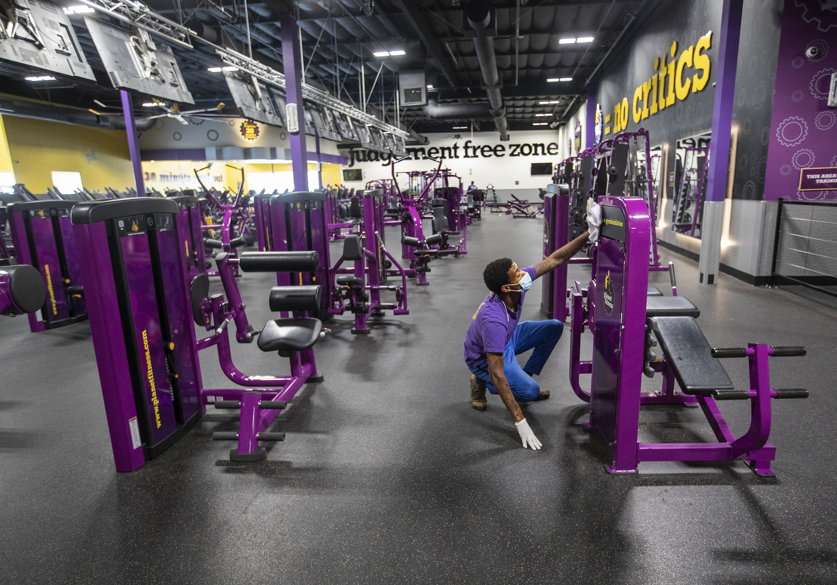 a planet fitness