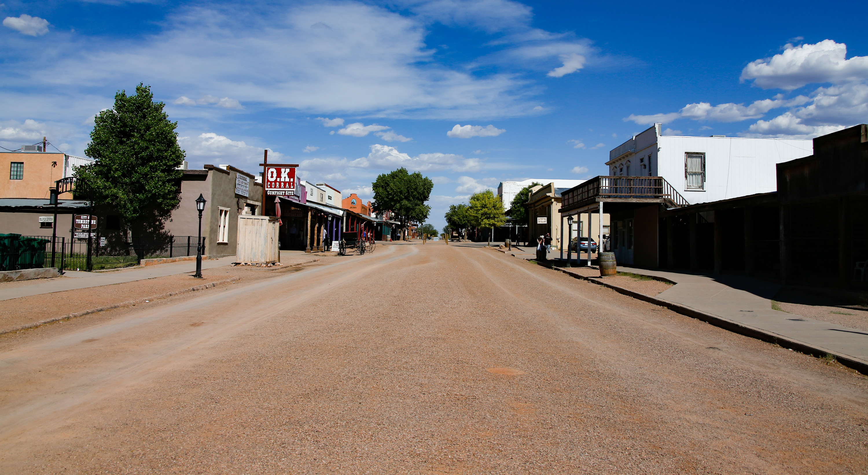 a small american town