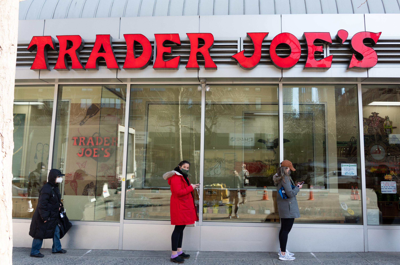 a trader joes storefront