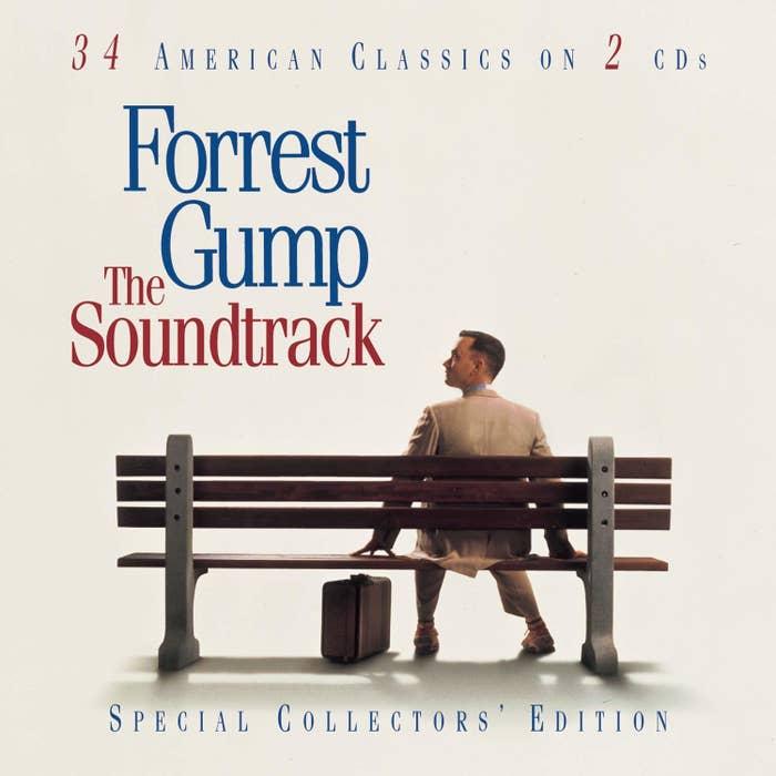 The Forrest Gump soundtrack