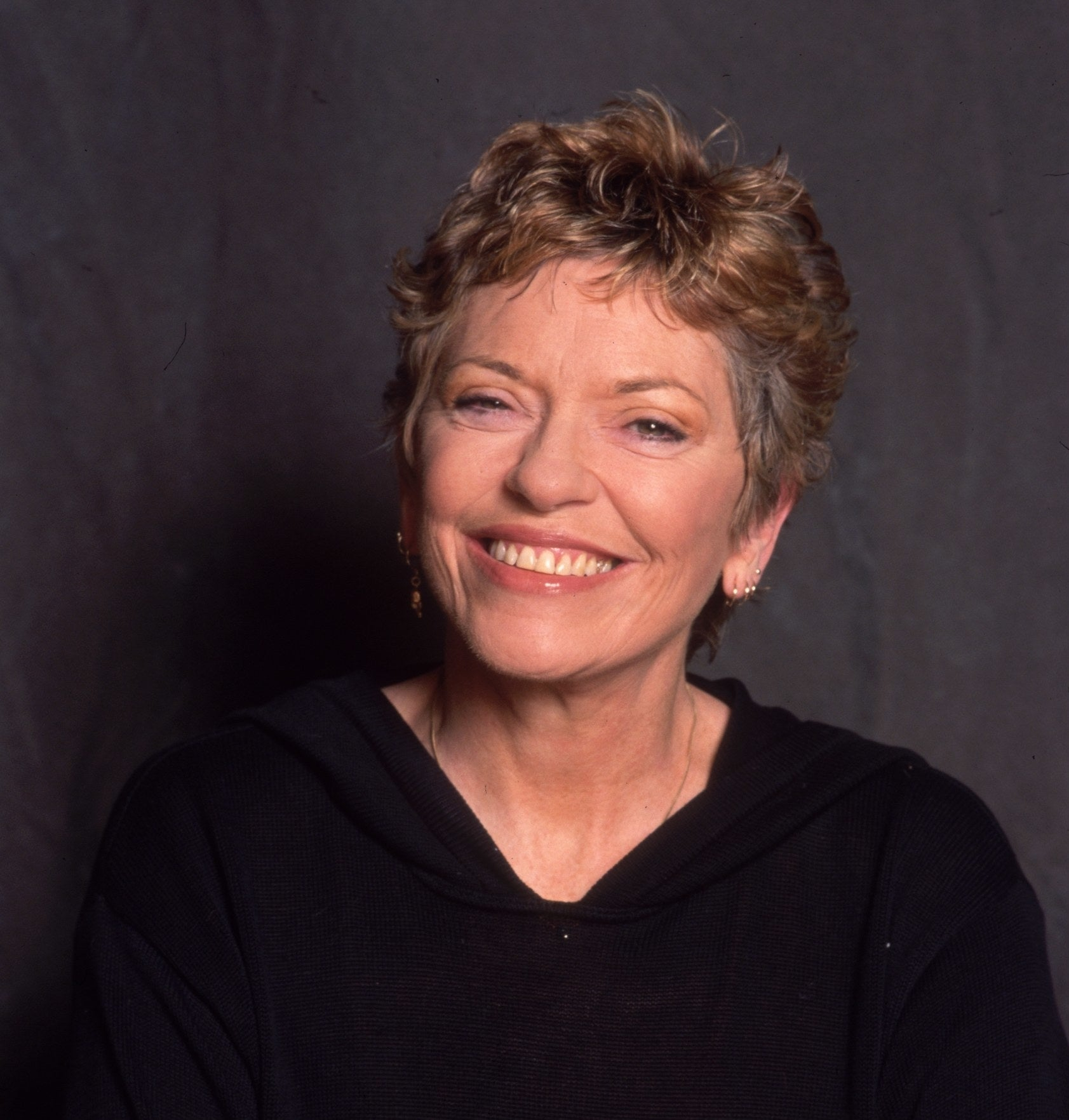 Photo of Linda Ellerbee from Nick News