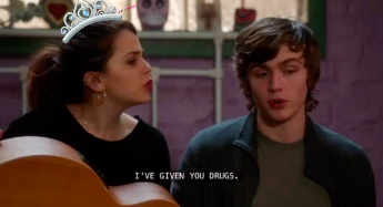 """Amber to Drew: """"I've given you drugs"""""""