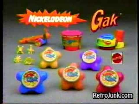Screenshot of GAK from the commercial