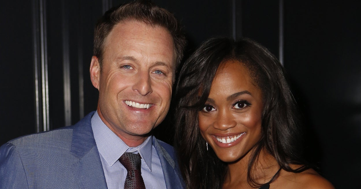 """Rachel Lindsay Revealed How She Reacted To Chris Harrison's Departure From The """"Bachelor"""" Franchise – BuzzFeed"""