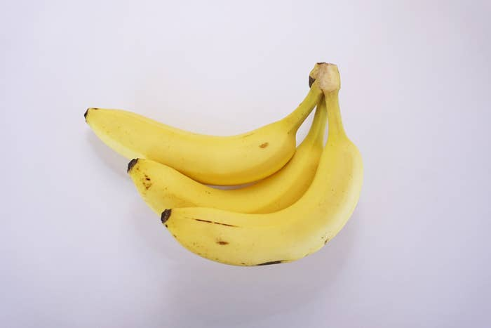 A bunch of modern day bananas