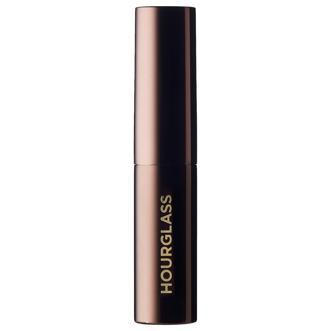 A brown hourglass concealer tube