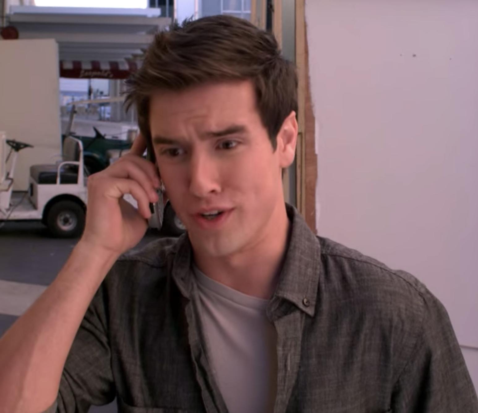 "Logan from ""Big Time Rush"""