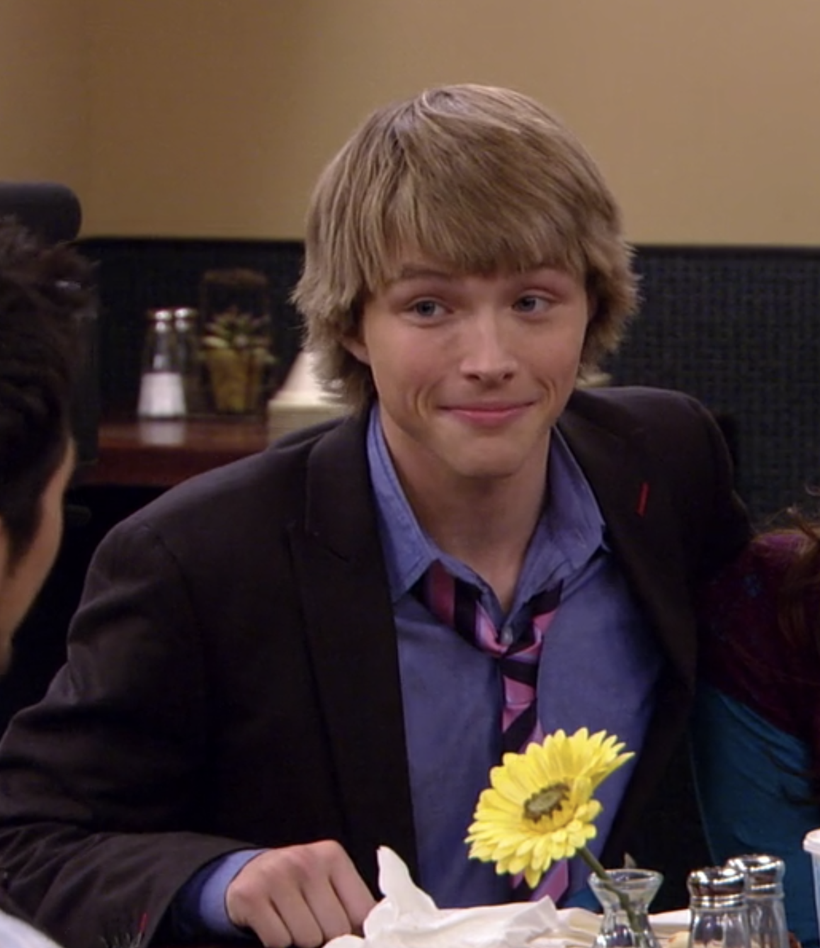 """Chad from """"Sonny with a Chance"""""""