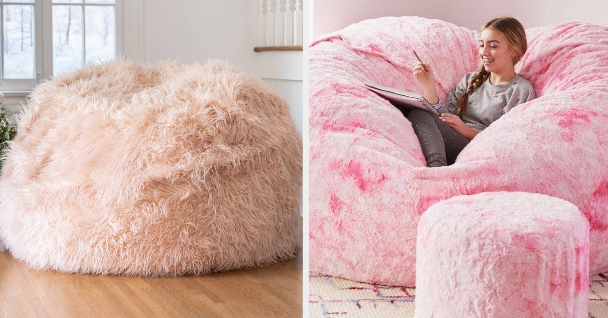 23 Bean Bag Chairs You'll Wish You Bought A *Long* Time Ago