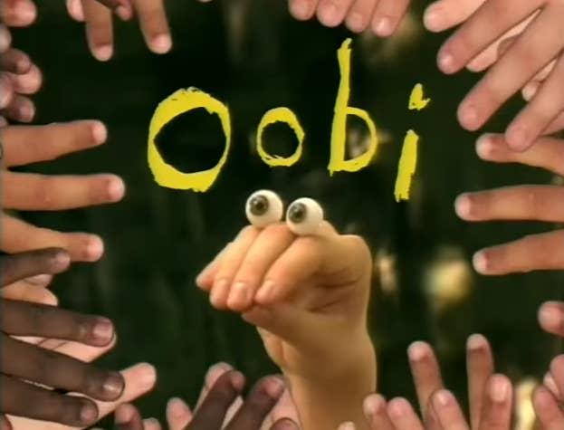 Googly eyes on hand