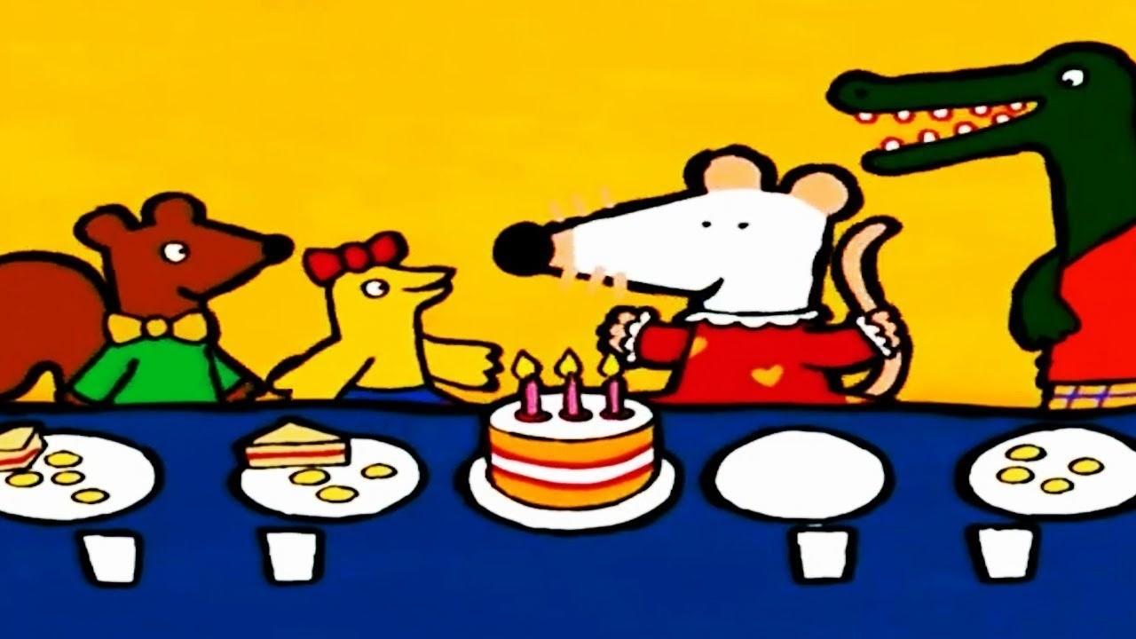 Maisy's birthday