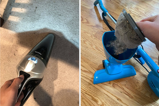 13 Vacuum Cleaners Under $100 That'll Leave Your Place Spotless