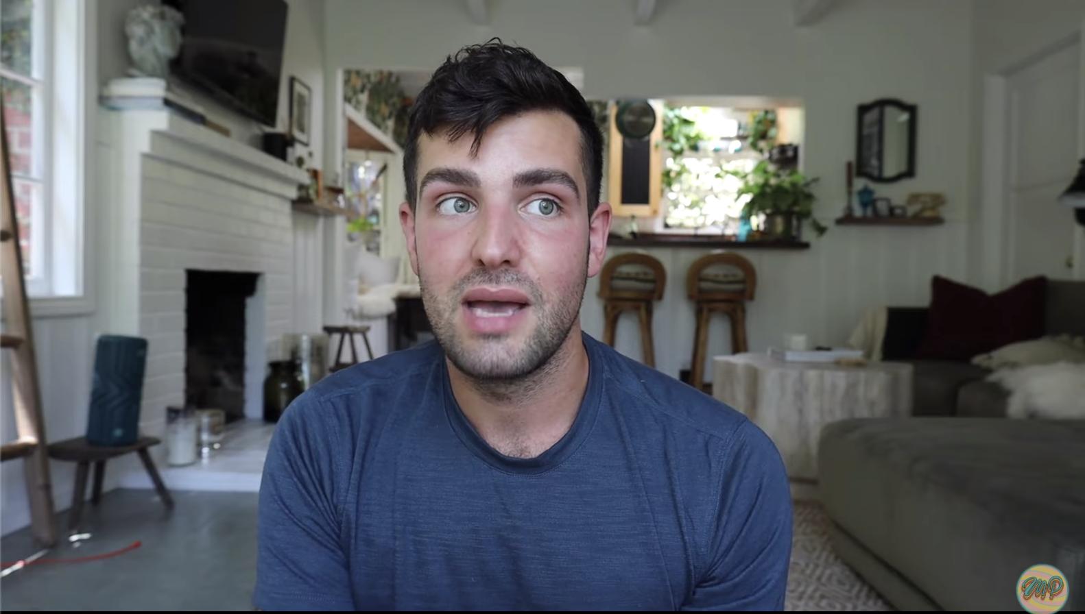 Daniel Preda talking in this YouTube video