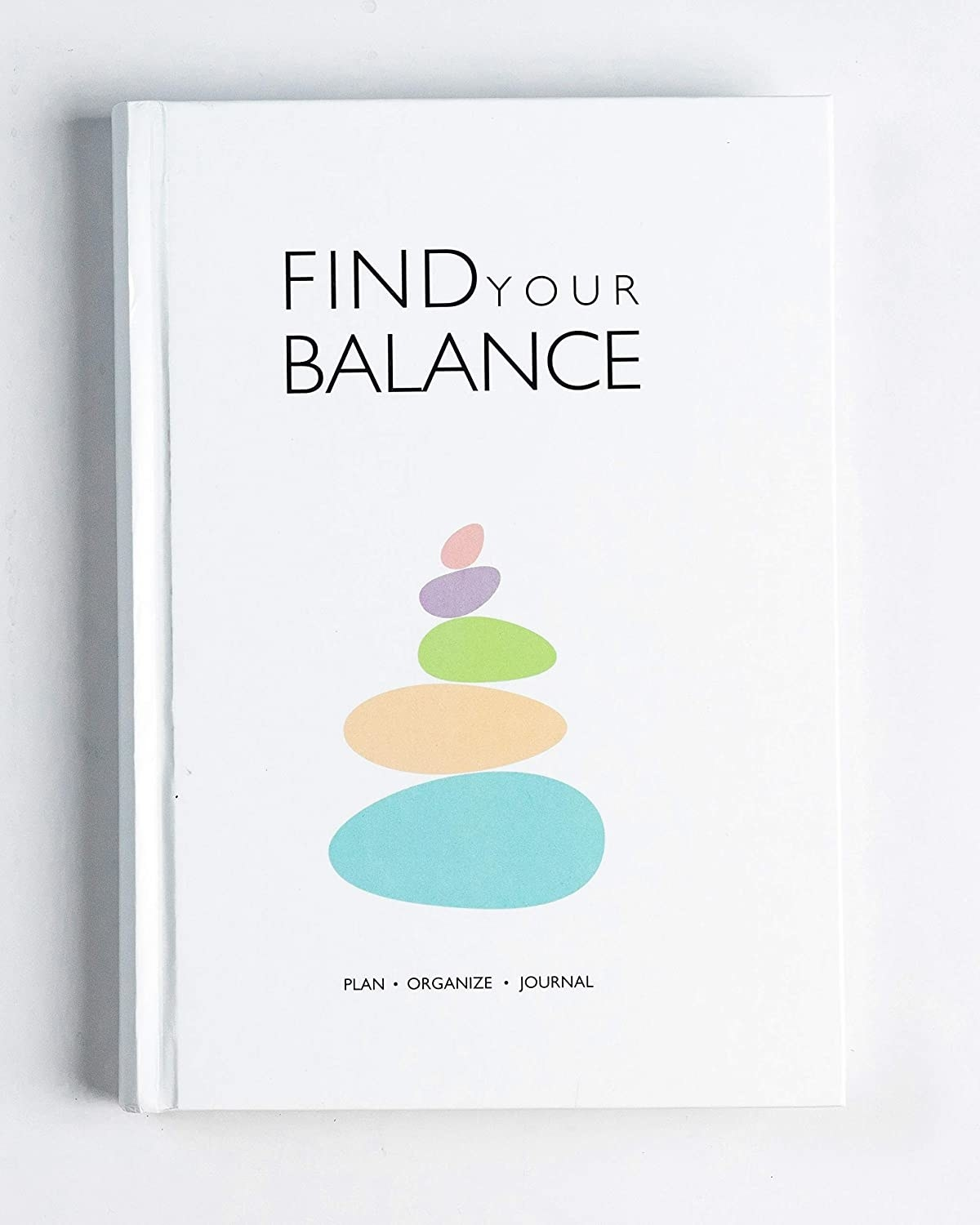 Journal that says Find Your Balance