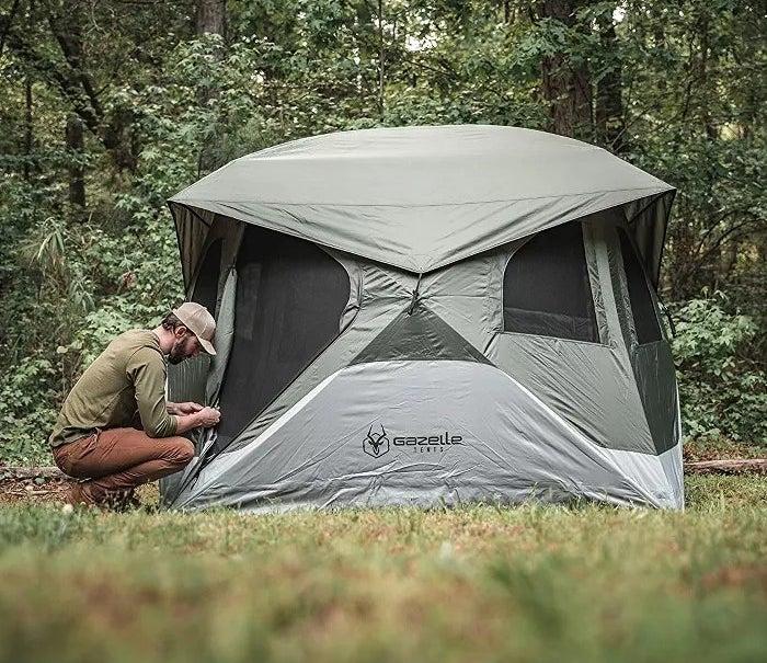 The Gazelle tent