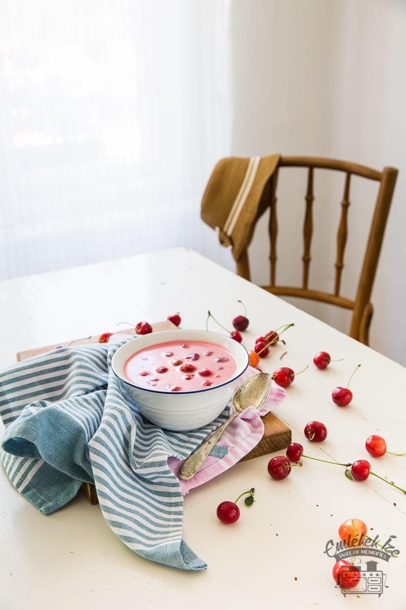 Refreshing Hungarian Soup