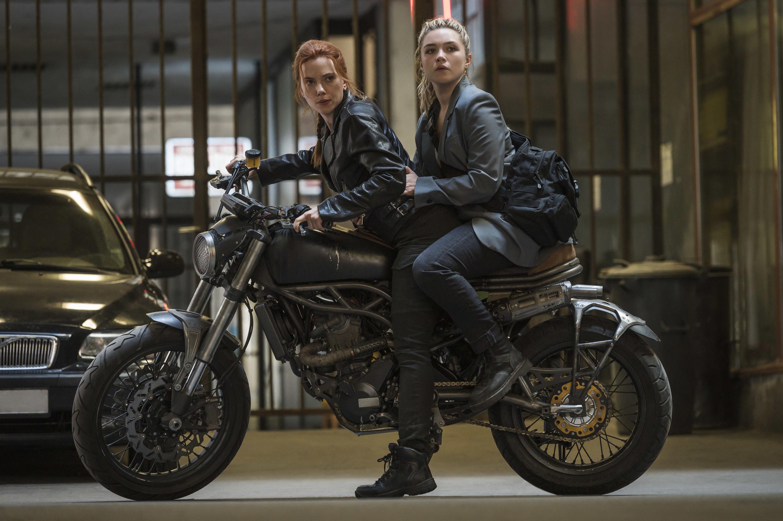 Scarlett Johansson And Florence Pugh Are Such BFFs