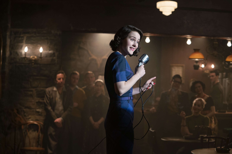 Rachel Brosnahan as Miriam Midge Maisel