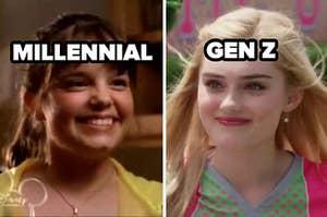 millennial or gen z?