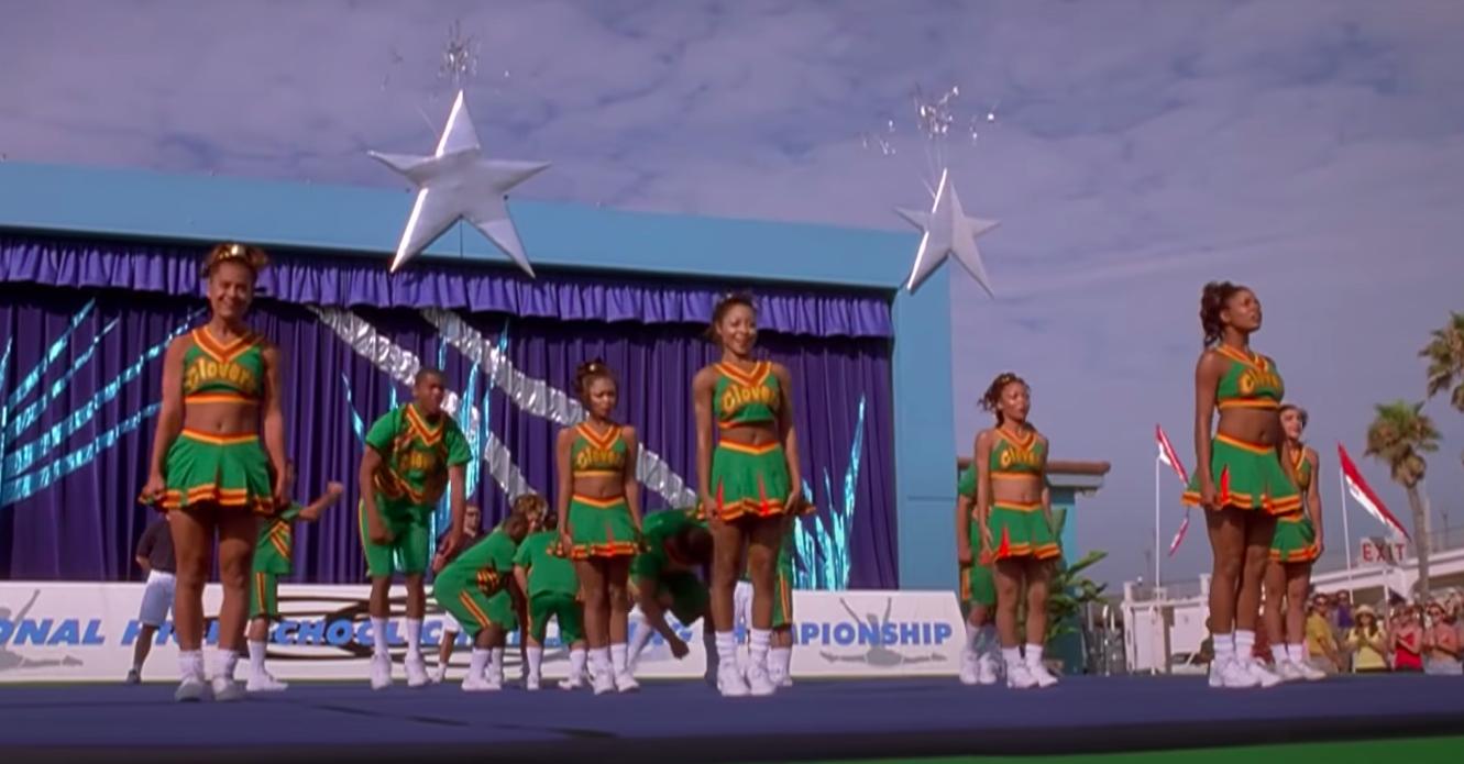 The Clovers uniforms