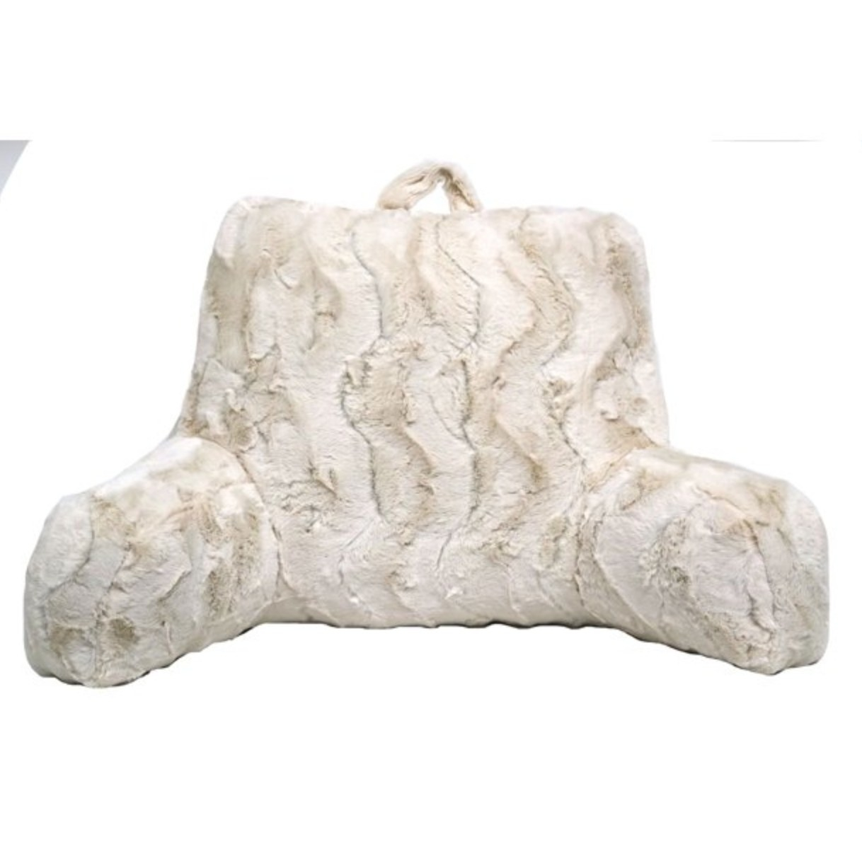 the back pillow in ivory