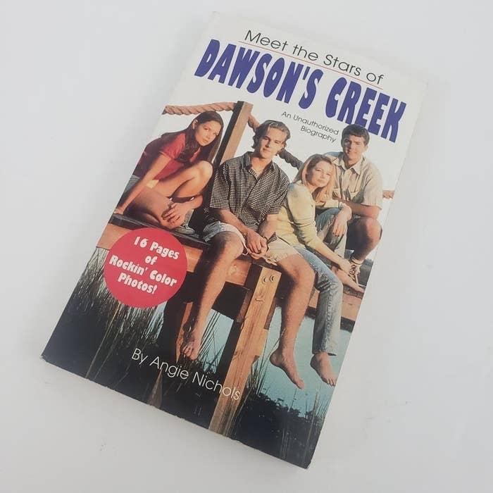 Dawson's Creekunauthorized biography book