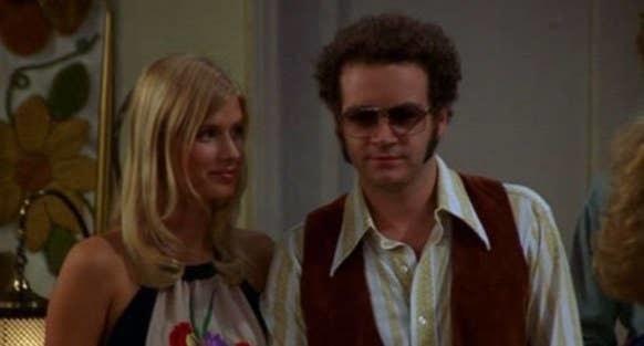 Hyde and Samantha