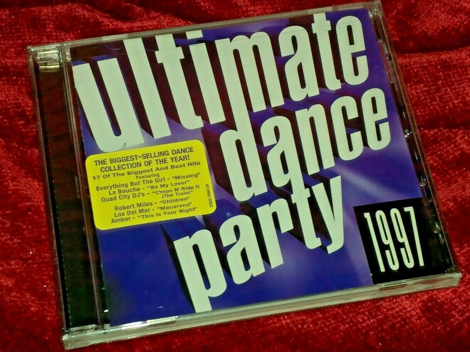 Ultimate Dance Party 1997 CD
