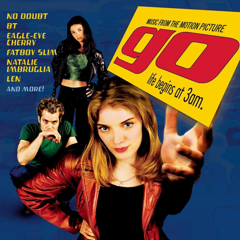 Go soundtrack cover