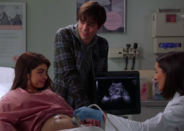 Haley and Dylan ultrasound