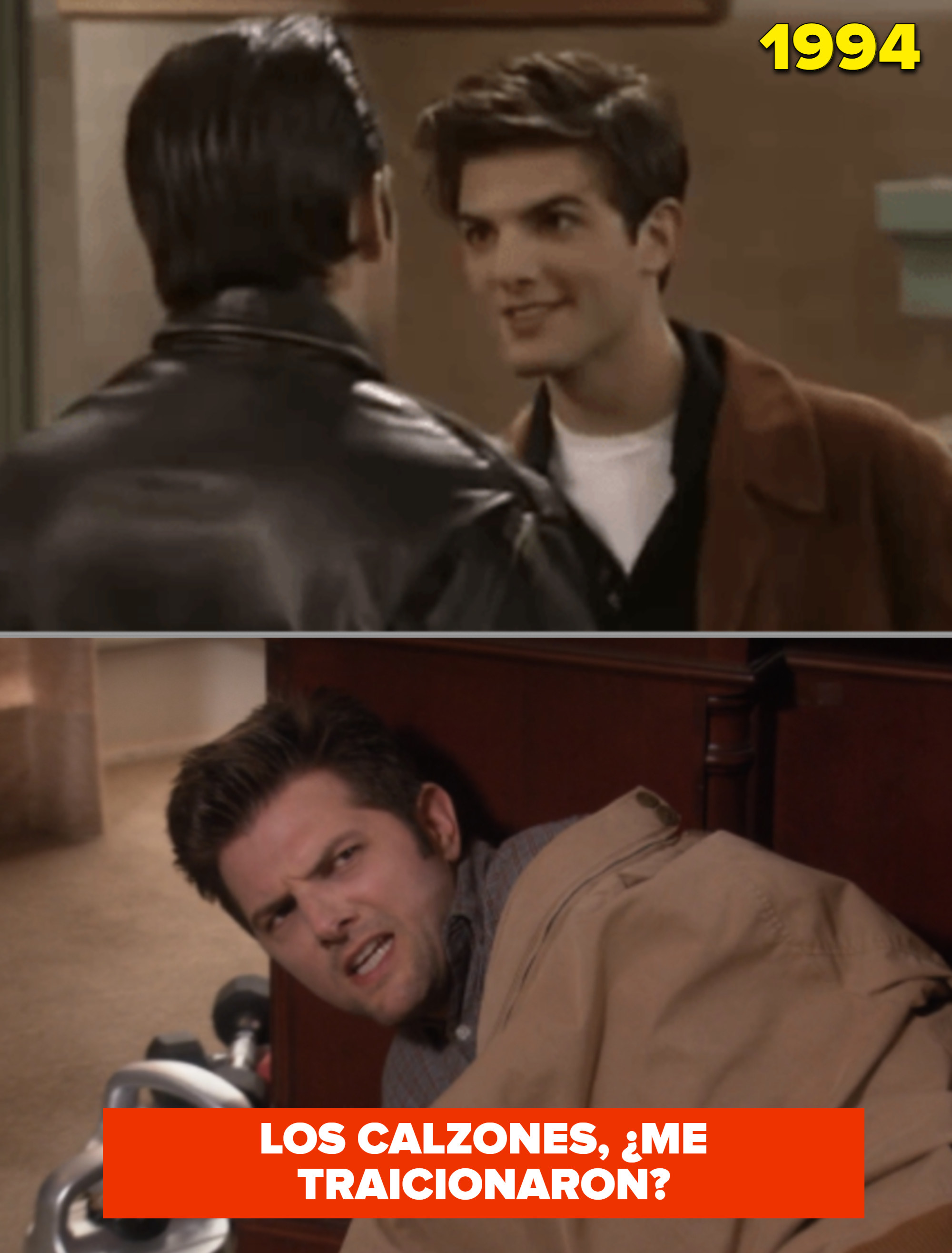 """Adam Scott as Griff in """"BMW"""" and Ben on """"Parks and Rec"""""""