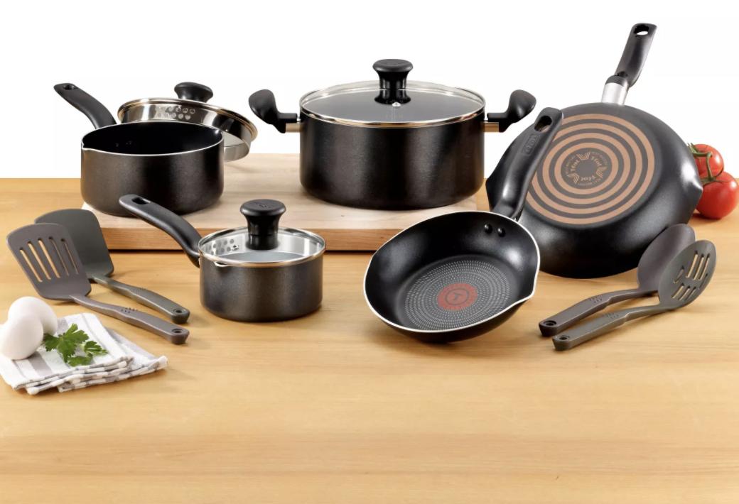 Pot and pan set