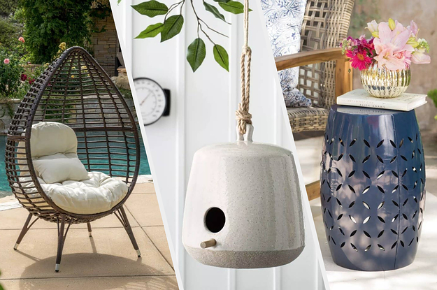 31 Things From Target That'll Help You Update Your Small Outdoor Space