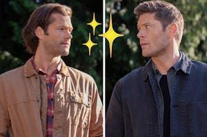 supernatural bros