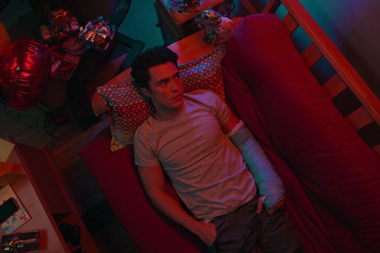 Darren Barnet as Paxton Hall-Yoshida