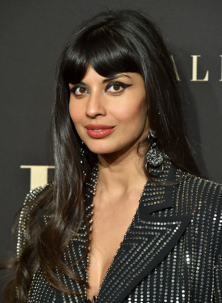 """actor who played Tahani on """"The Good Place"""""""