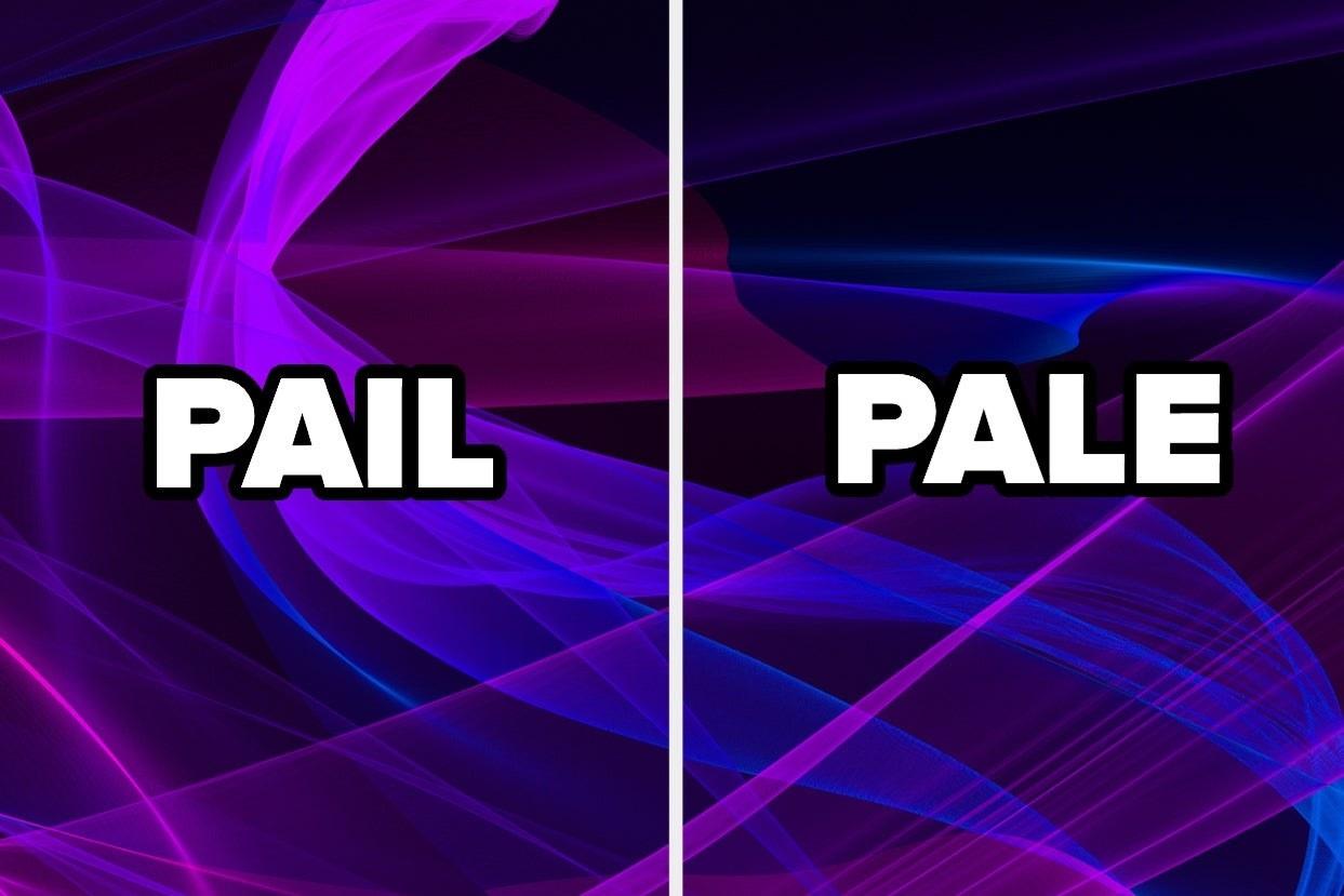 Pail or pale