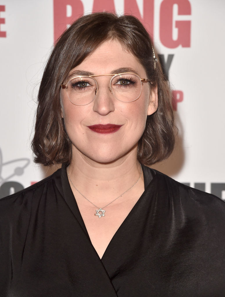 """actor who played Amy Farrah Fowler on """"The Big Bang Theory"""""""