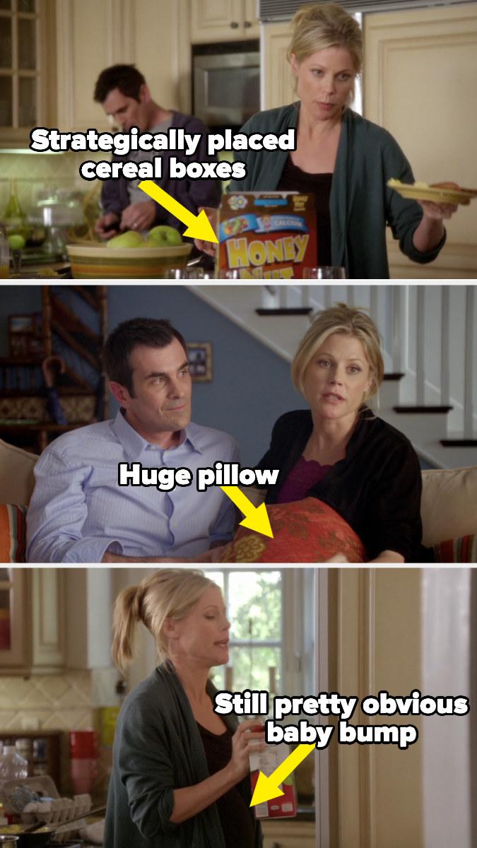 """Julie Bowen in """"Modern Family"""""""