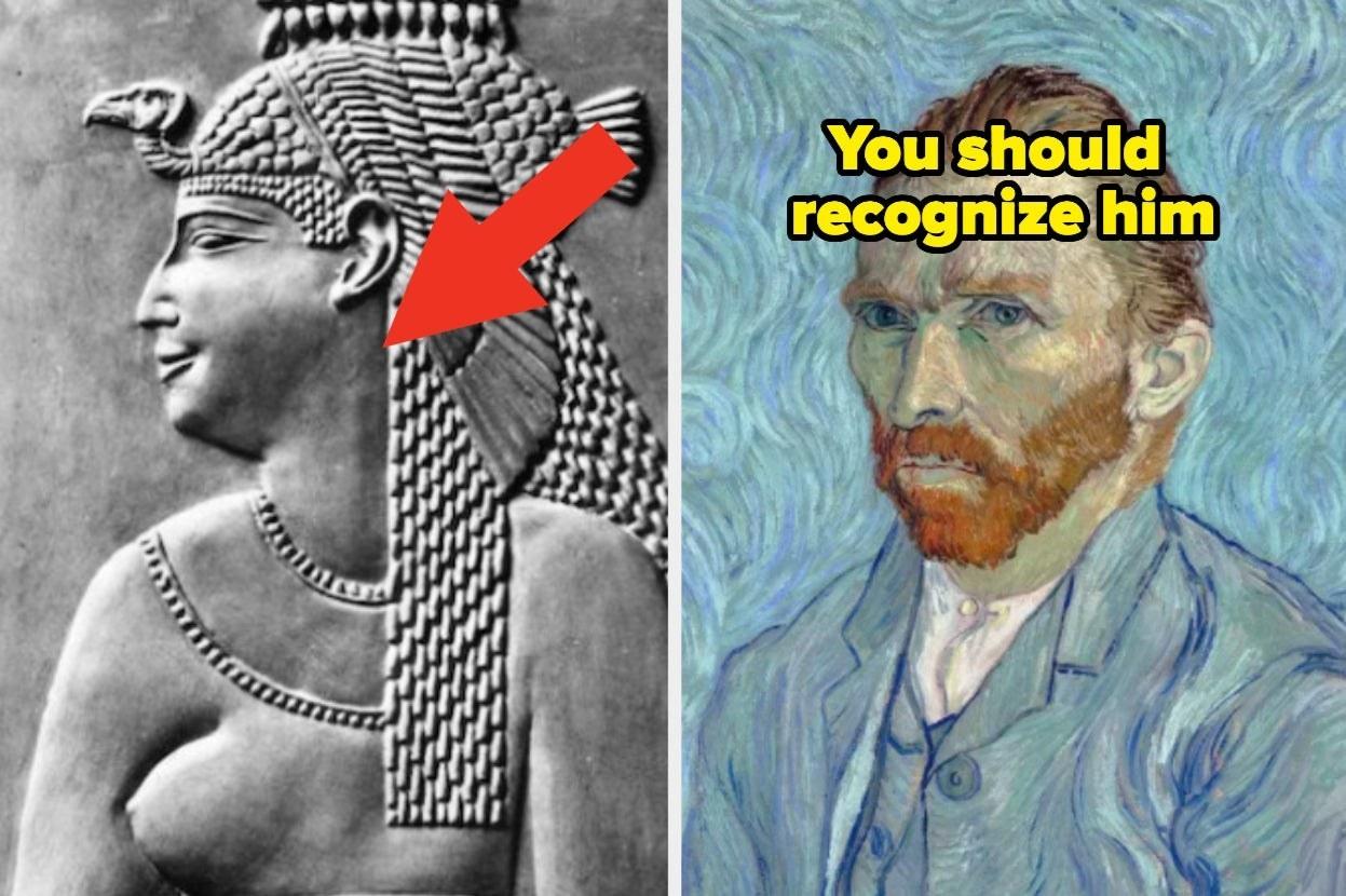 Cleopatra and Van Gogh