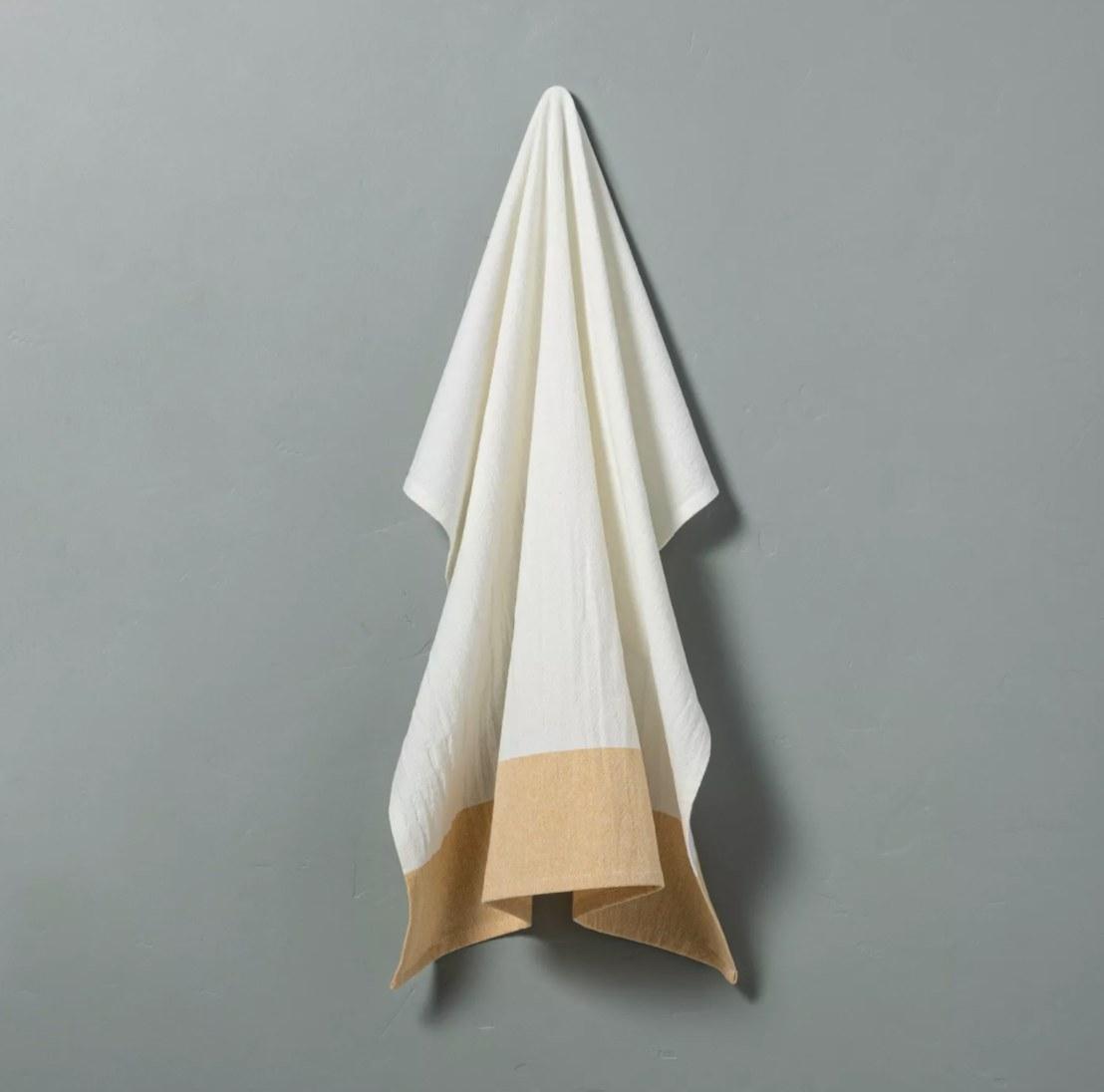 Decorative dish towel