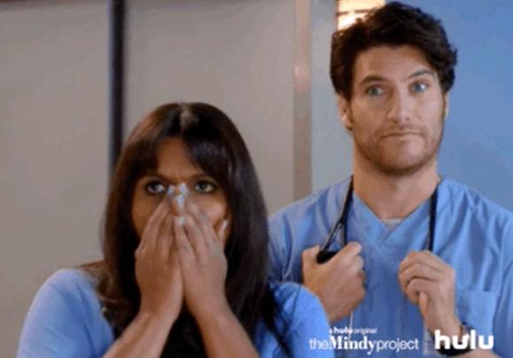 Dr Lahiri is shocked