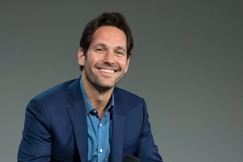 Paul Rudd speaks about his latest movie 'Ant Man'