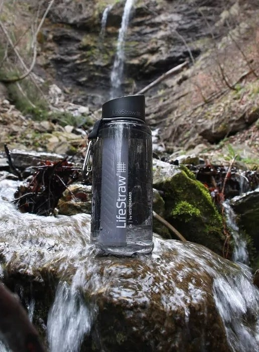 The LifeStraw water bottle