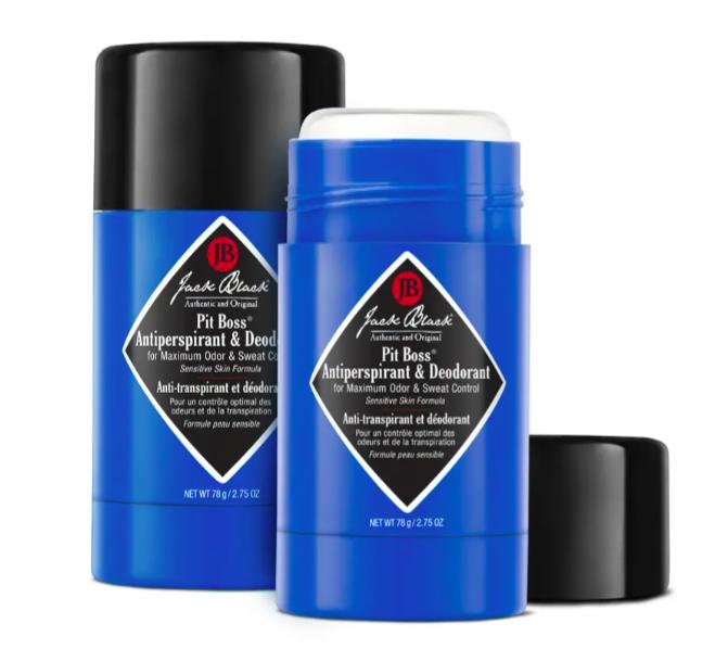 ThePit Boss antiperspirant and deodorant duo