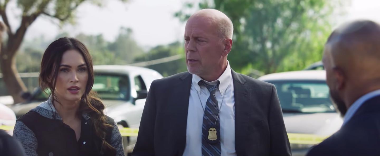Bruce Willis also stars