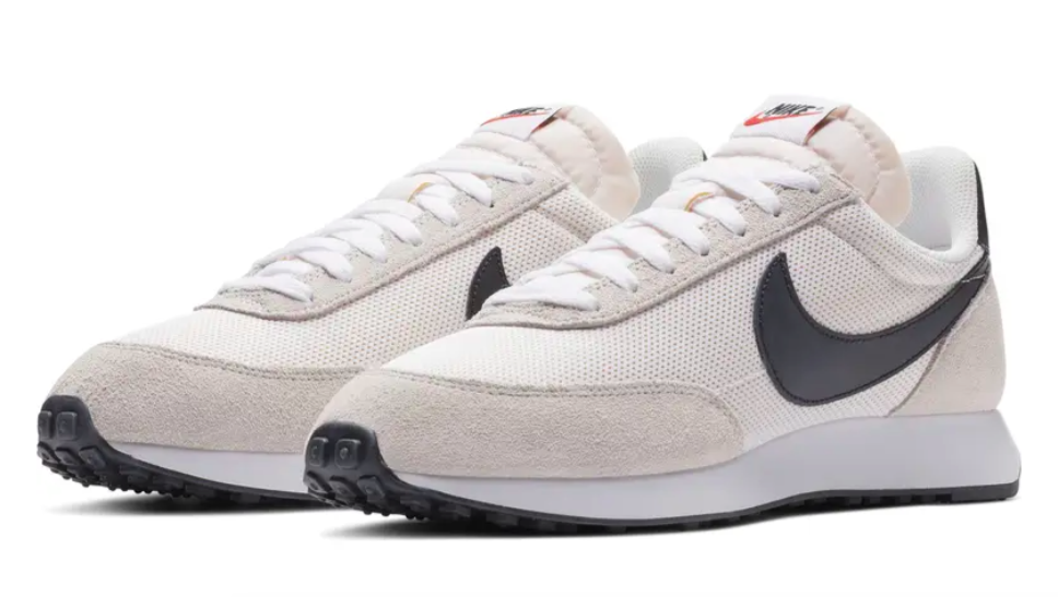 Air Tailwind 79 Sneaker in black and white