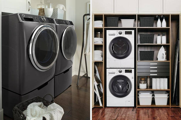 13 Washer And Dryer Sets To ~Wash Away~ All Your Problems
